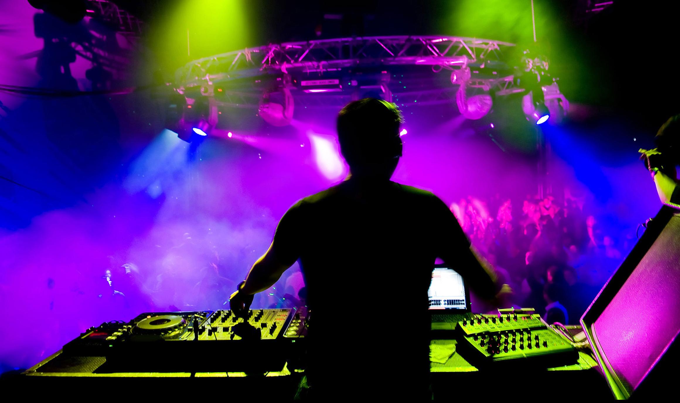 DJ and Pub Lighting