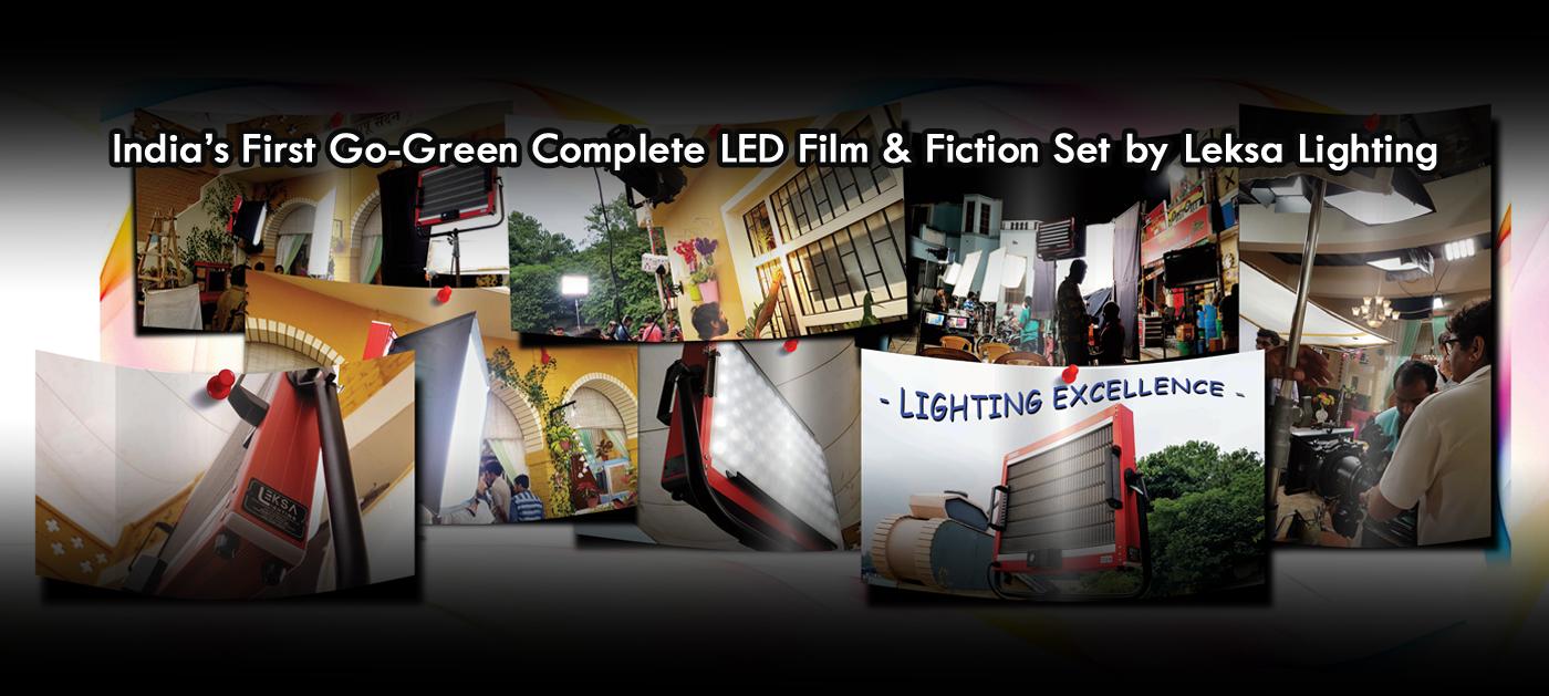 Film and Shoot Lighting